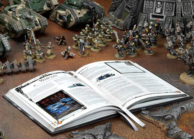 How to Play 40K: Your First Game
