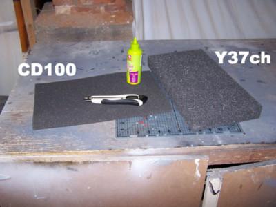 Foam Trays - Materials