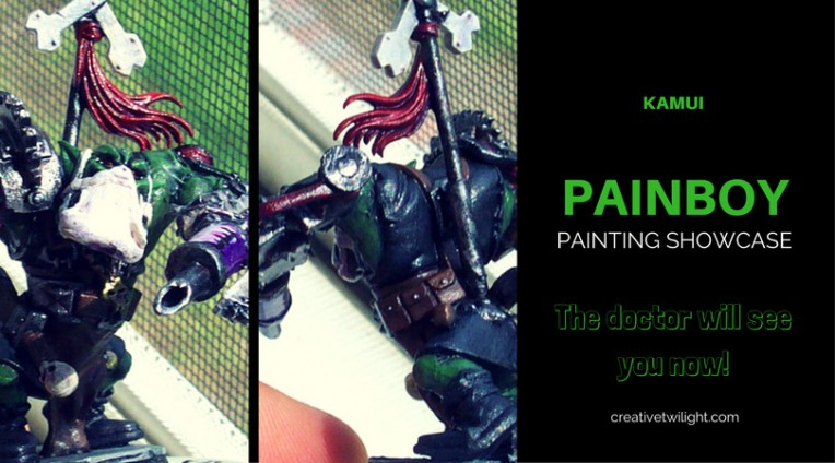 Painboy Painting