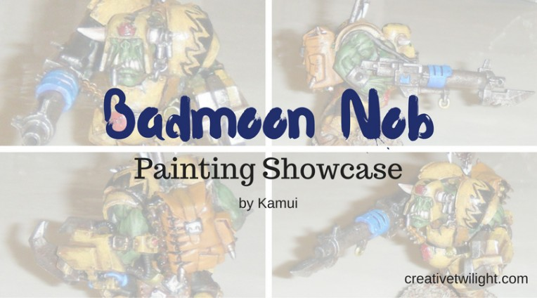 Badmoon Nob Painting