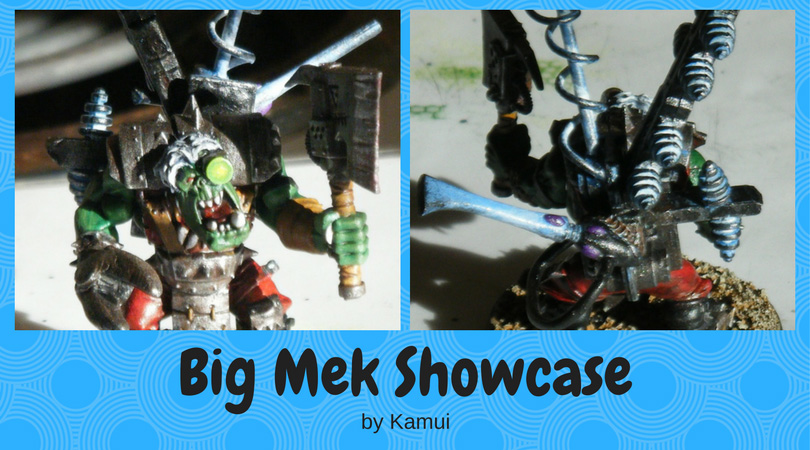 Big Mek Showcase