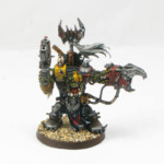 Ork Warboss for Sun'z Killaz