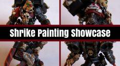 Shrike Painting Showcase