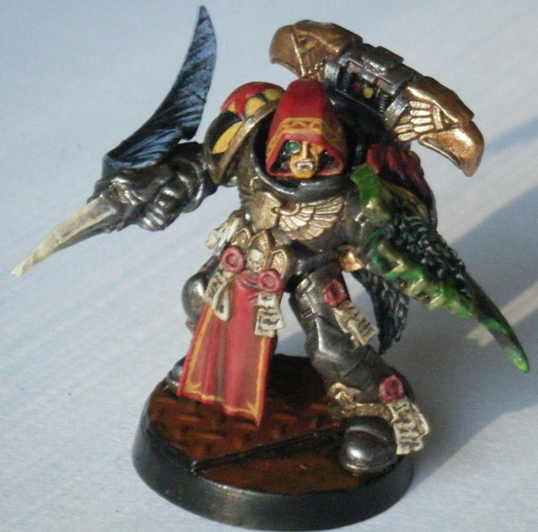 Wolf Lord Front