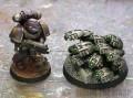 Necrons vs Space Marines