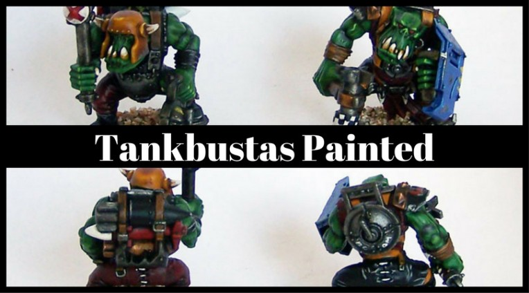 Tankbustas Painted