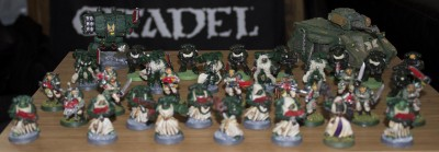 Dark Angels: Army Shot