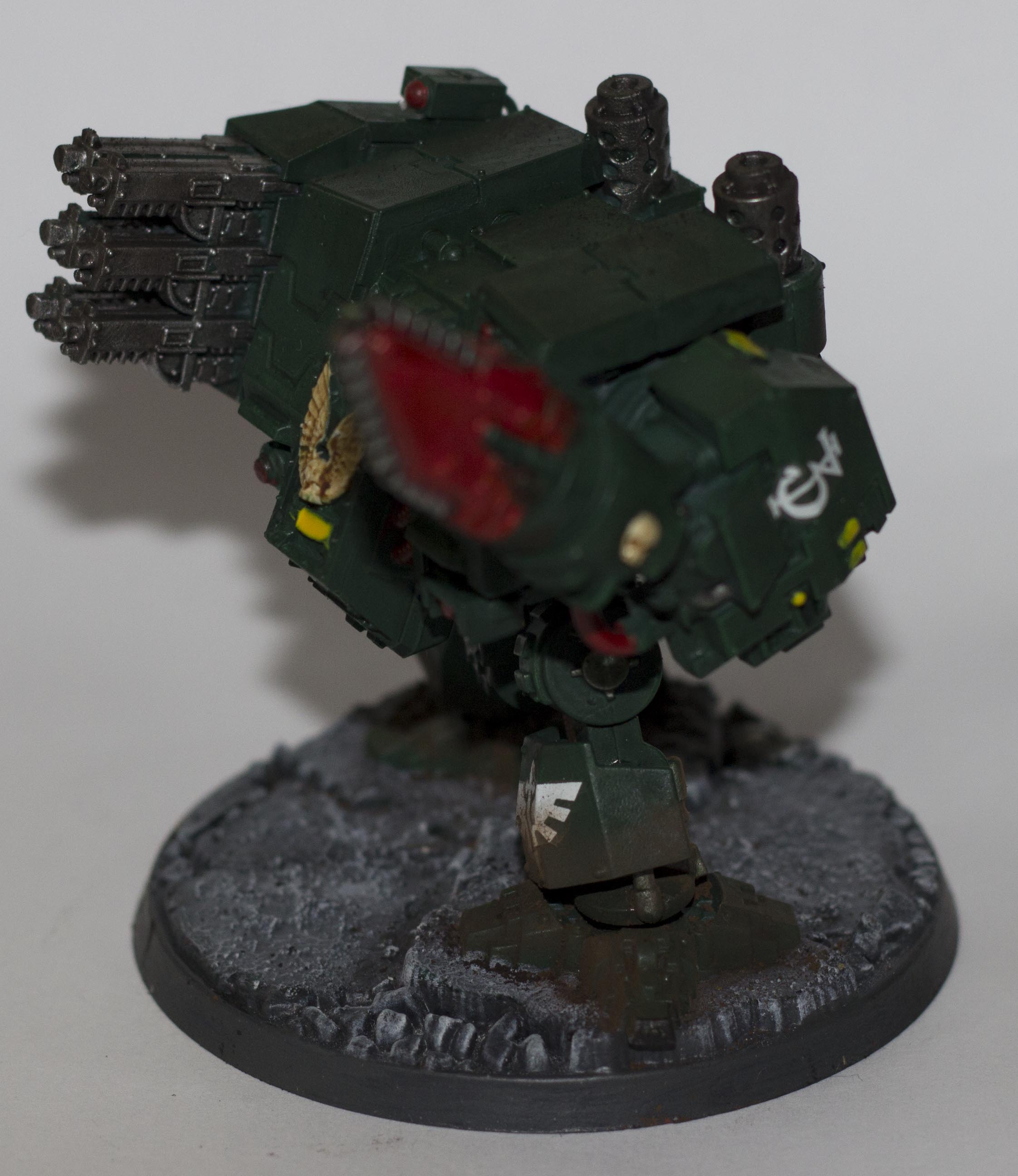 Dark Angels: Brother Cadeus