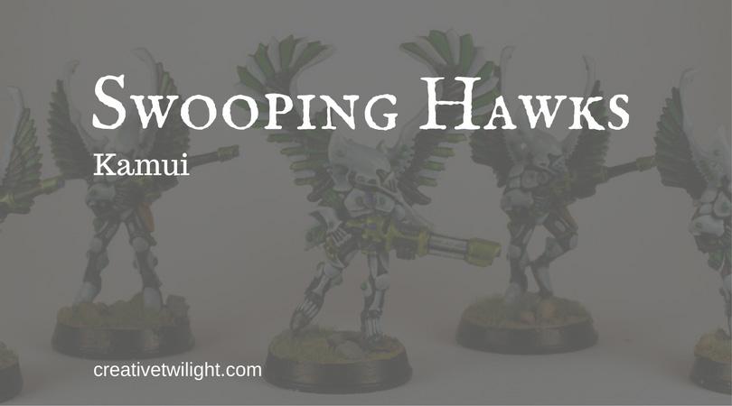 Swooping Hawks