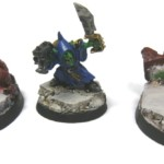 Rebel Grots quick update: Heavy Weapon bases painted