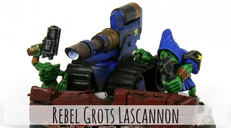 Rebel Grots Lascannon