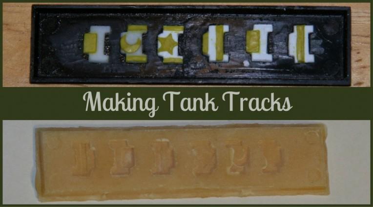 Making Tank Tracks