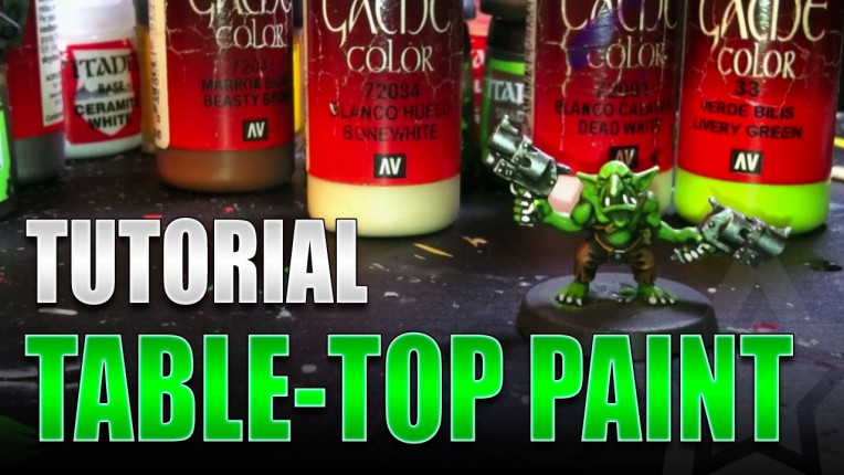 Painting Tabletop Quality