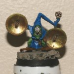 Rebel Grot CCS: Commander, Vox, and Standard painted!