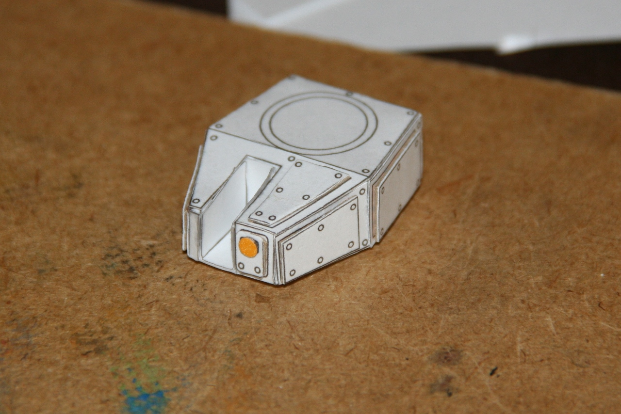 Plated Turret