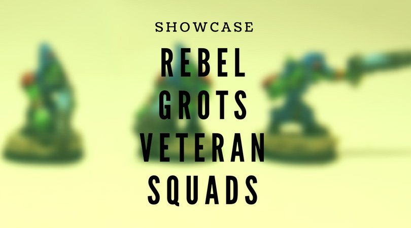 Rebel Grots Veteran Showcase