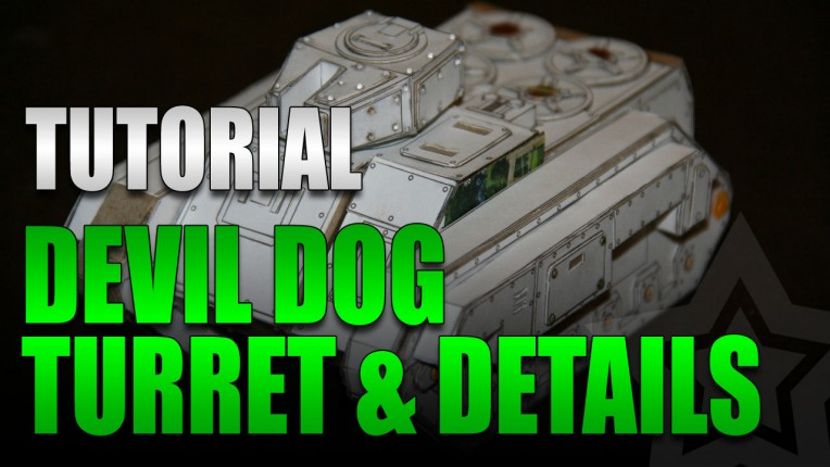 Scratch Build: Devil Dog #3