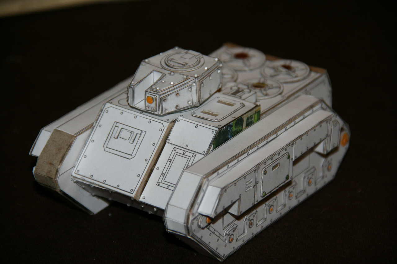 Toycutter: wahammer 40k: complete template for scratch building a.