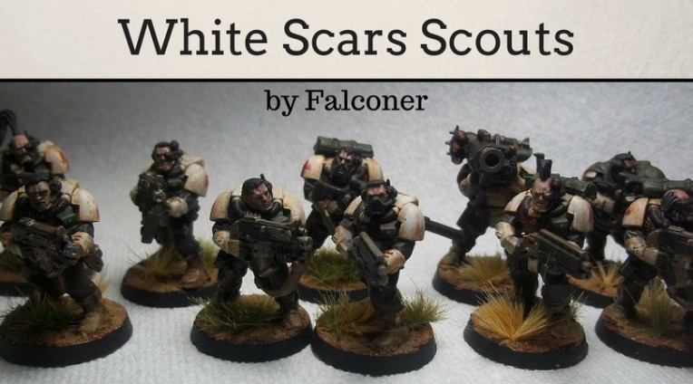White Scars Scouts