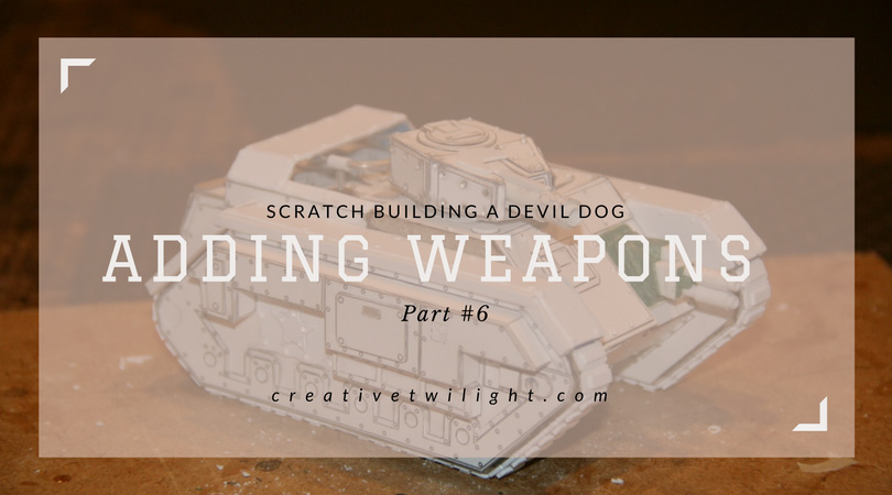 Scratch Building Weapons