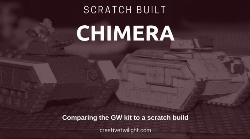 Scratch Built Chimera