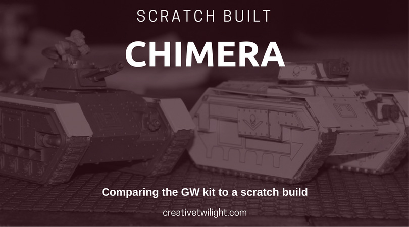 Scratch Built Chimera