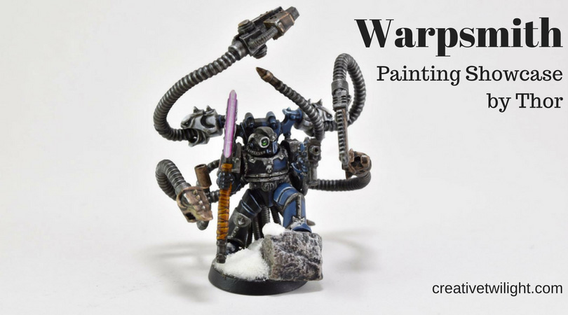 Warpsmith Painting Showcase