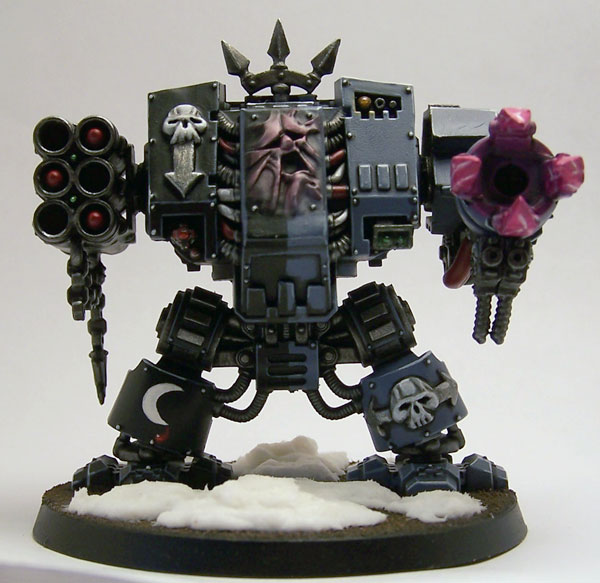 Chaos Space Marines: Helbrute - Showcase #1