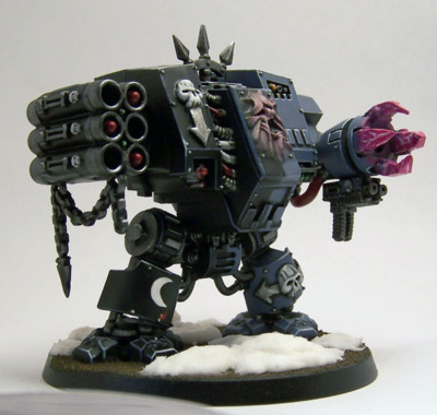 Chaos Space Marines: Helbrute - Showcase #2