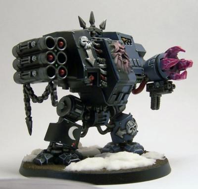 Chaos Space Marines: Helbrute - Showcase #2