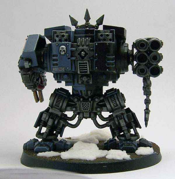 Chaos Space Marines: Helbrute - Showcase #3