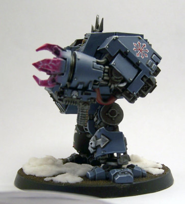 Chaos Space Marines: Helbrute - Showcase #4