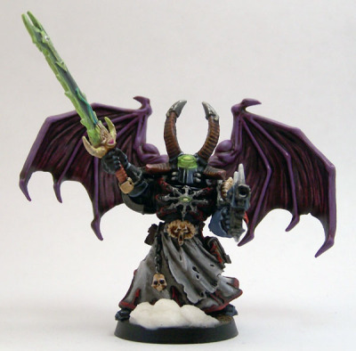 Chaos Sorcerer Warforce: Showcase #1
