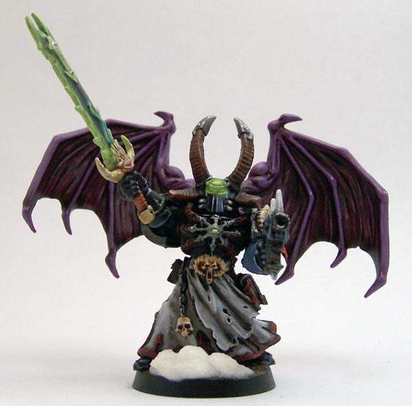 Chaos Sorcerer Warforce: Showcase #1