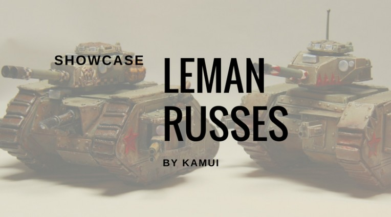 Leman Russes Painted