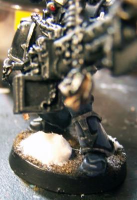 Snow Basing: Step #7