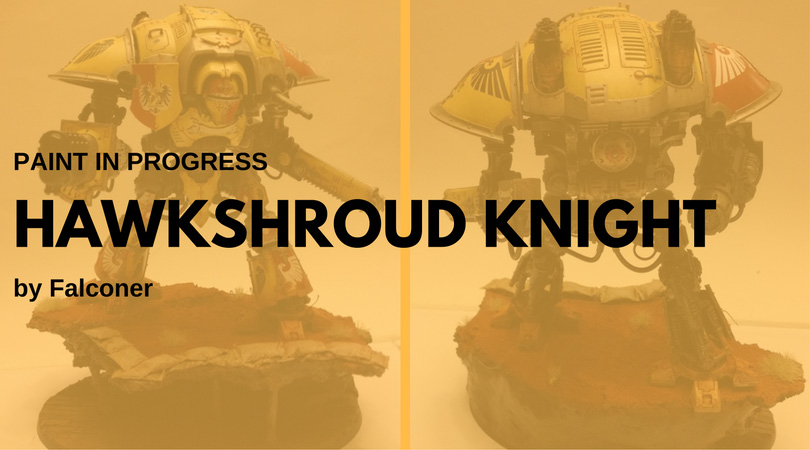 House Hawkshroud Knight Titan