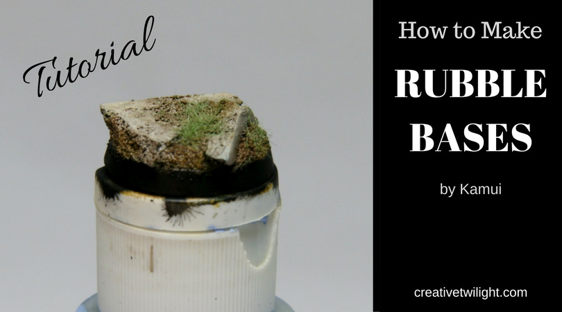 How to Make Rubble Bases