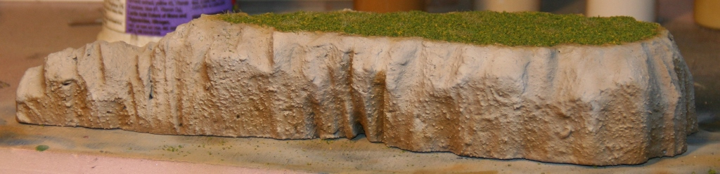 Painting Wargaming Hills - Flock