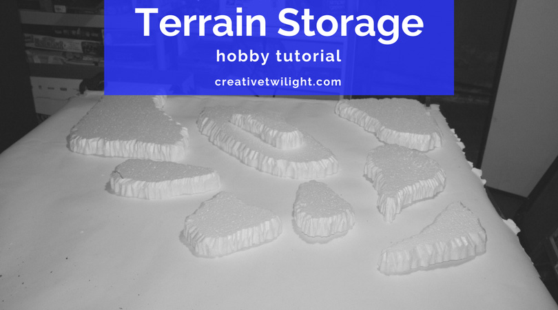 Tabletop terrain tutorial