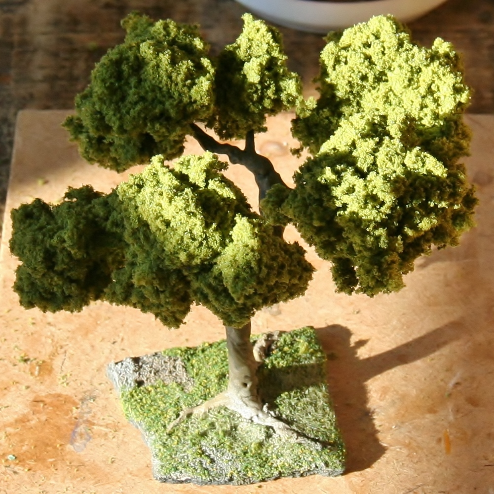 How to Make Miniature Trees in 5 Cheap & Easy Steps (Tutorial)