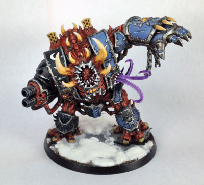 Showcase: Helbrute #1