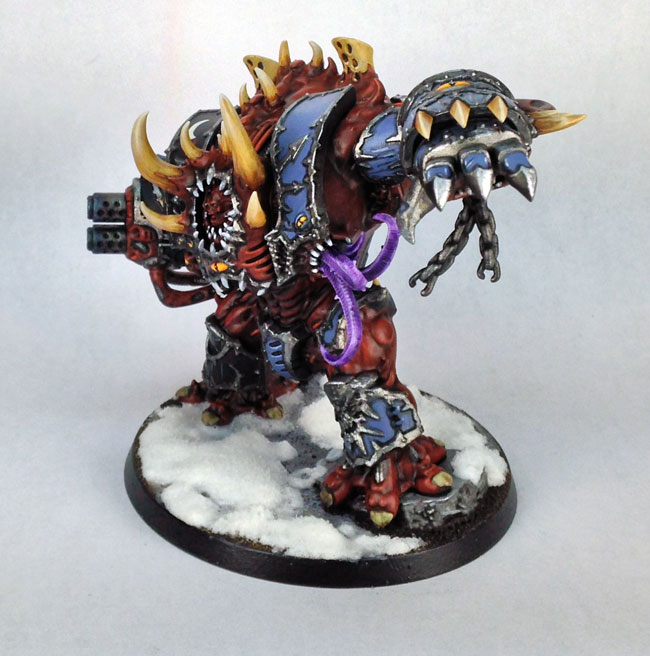 Showcase: Helbrute #2