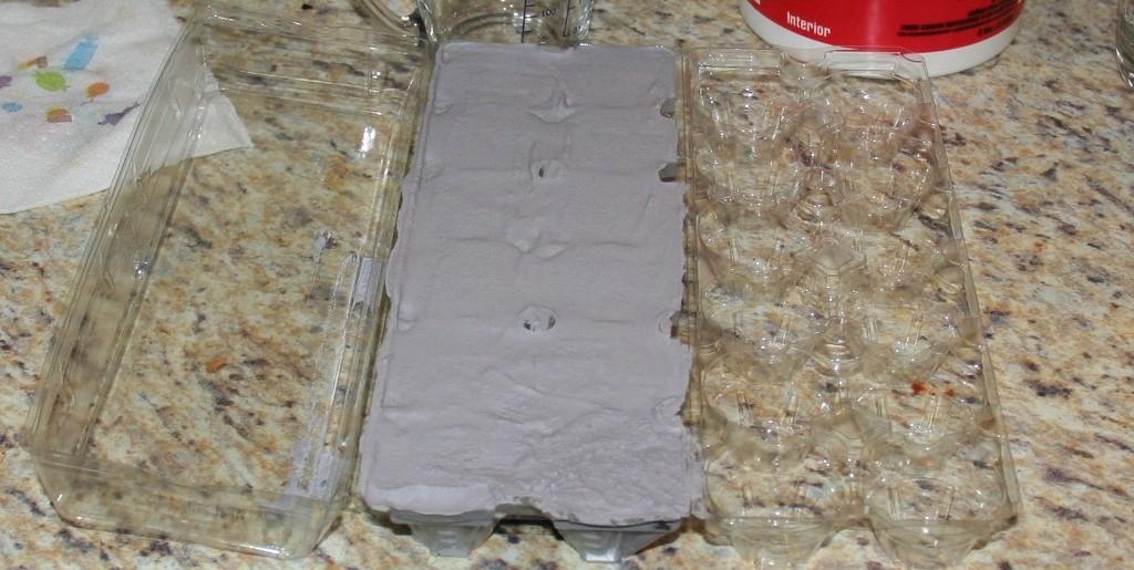 Tank Traps Mold