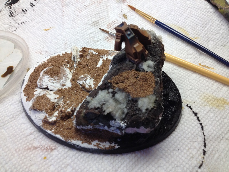 Earth Basing Creation #2