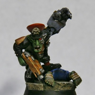 Rebel Grot Commissar #2