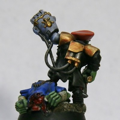 Rebel Grot Commissar #4