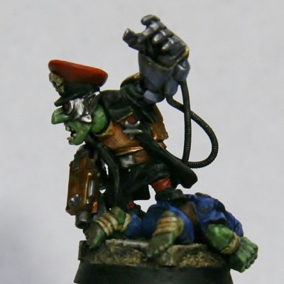 Rebel Grot Commissar #1