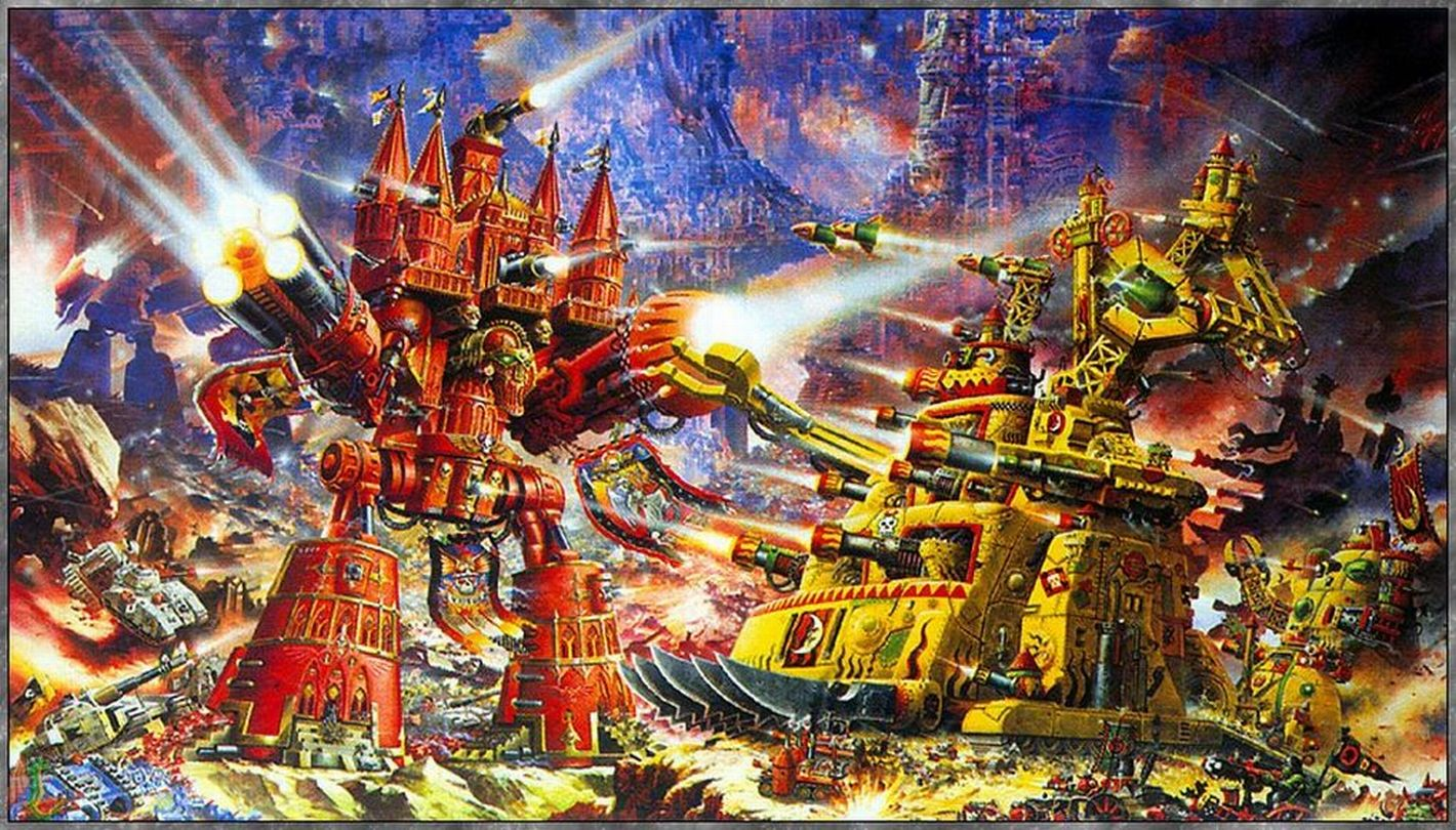 Epic] A new players guide to Epic 40k (from a new player