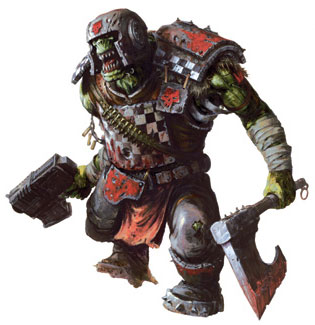 Warhammer 40K Armies: Orks